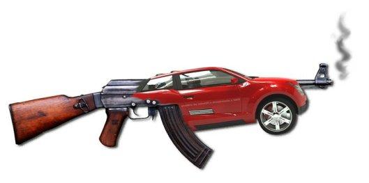 Armi Su Strada- 1