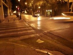 Αθήνα, Πεσματζόγλου & Σταδίου, Κώστας Κουβίδης 2007.