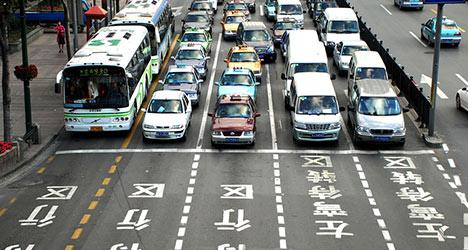 china-car-taxes-traffic