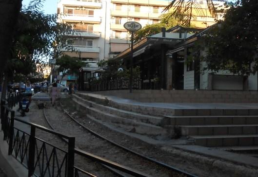 Cafe Σταθμός aka Σιδηροδρομικός Σταθμός Λουτρακίου