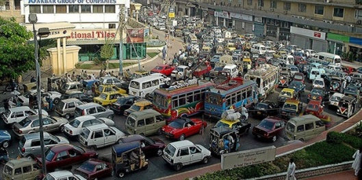 traffic-noise-in-pakistan
