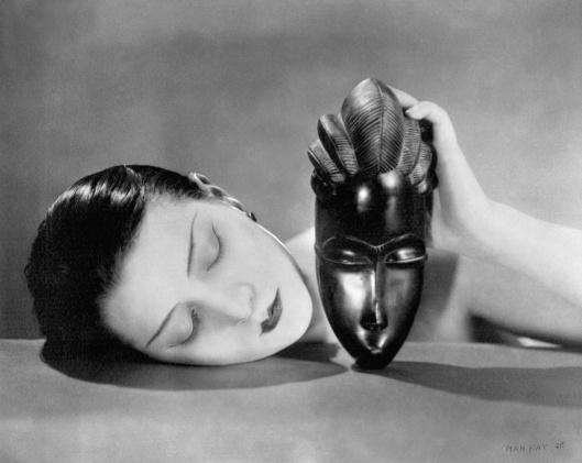 Μαύρο και Άσπρο, Man Ray, 1926